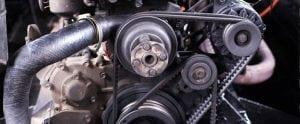 belts hoses repair