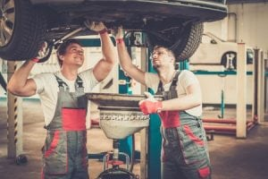Mechanic in Hallandale