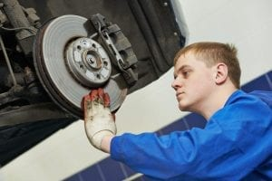 Brake Repair in Broadview Park