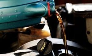 Oil Change in Weston